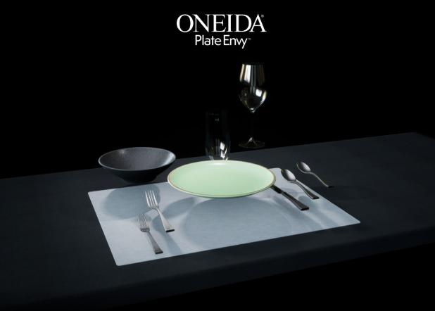 Oneida Plate Envy Visualizer