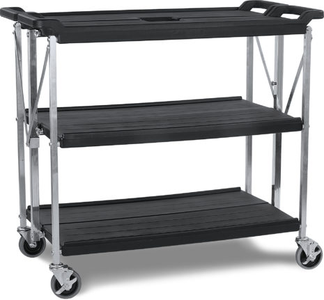 Carlisle Foodservice Products Fold n' Go Carts